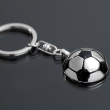 Vente chaude Hot Key-Ring Semi Football Porte-clés