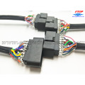 OBDII Male to D-SUB connector cable