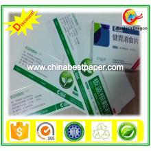 Hot Selling Folding Box Paper