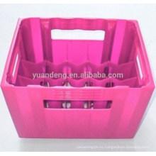 Componentes plásticos del molde