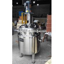 Промышленная емкость для смешивания под давлением из нержавеющей стали для химической жидкости