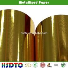 Металлизированная пленка ПВХ/PVC пластичный вакуум формируя пленку