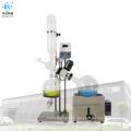 Mini évaporateur rotatif avec distillation de verrerie sous vide