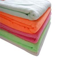 Toalha de banho de banho de hotel suave de fornecedor de China, toalhas de microfibra de 100%