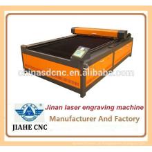 Selou o tubo do laser de CO2 preço de máquina de corte de madeira de laser JK - 1325L