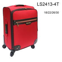 Cuatro conjuntos de equipaje de ruedas universales de cuatro tamaños
