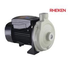 Pompe centrifuge en acier inoxydable domestique à haut rendement de roue à aubes de CA
