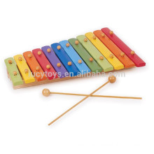 12 / 15 Notes Rainbow Color Kids Wooden Xylophone Toy