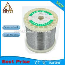 Nichrome pure nickel resistance wire strip nicr 2080 fecral heating wire