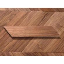 Piso de madeira multicamada nogueira americana
