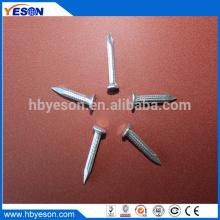 1 -6 Zoll 25kg Verpackung Verstärkung verzinkte Stahl Nägel
