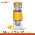 1000 мл Стеклянный инфузионный фильтр Кувшин с силиконовой втулкой