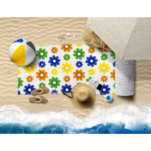 Sand Outdoor Travel Swim Blanket & Beach Non-Slip Best Wholesale Grip Mat Custom Yoga Microfiber Towel for Hot Yoga