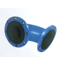 Industrial Grade Rubber Lined Elbow