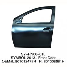 Front Doors for ENAULT Symbol 2013