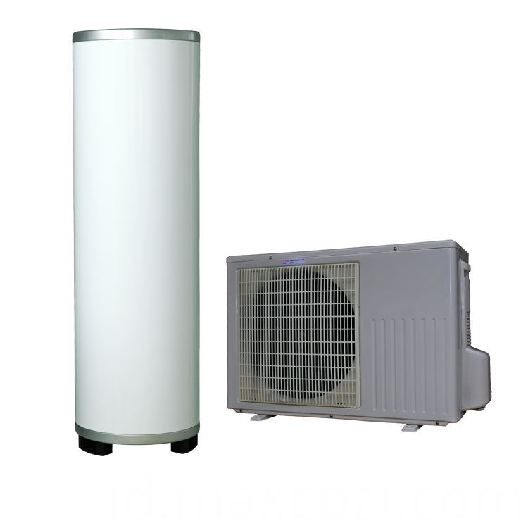 Installation Simply Circulating Heat Pump