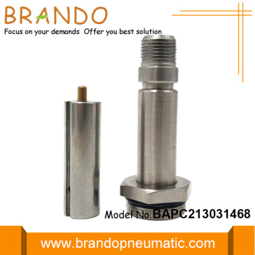 Pemasangan Armature Stainless Steel Penggantian 2/2 Way NC