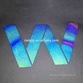 Iridescent/ rainbow reflective Heat Transfer Reflective Film for laser cutting