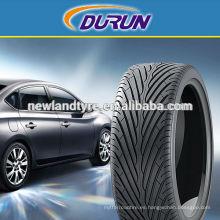 DURUN BRAND TYRES CHINA CAR TYRE 205 / 40R17 RACING CAR TYRES