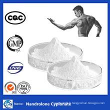 99% Pureté Poudre de stéroïde stérile Nandrolone Cypionate