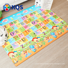 China supplier heavy metal free baby foam play mat for babies
