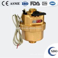 Hot sale factory price DN15-50 liquid piston calss D volumetric water meter