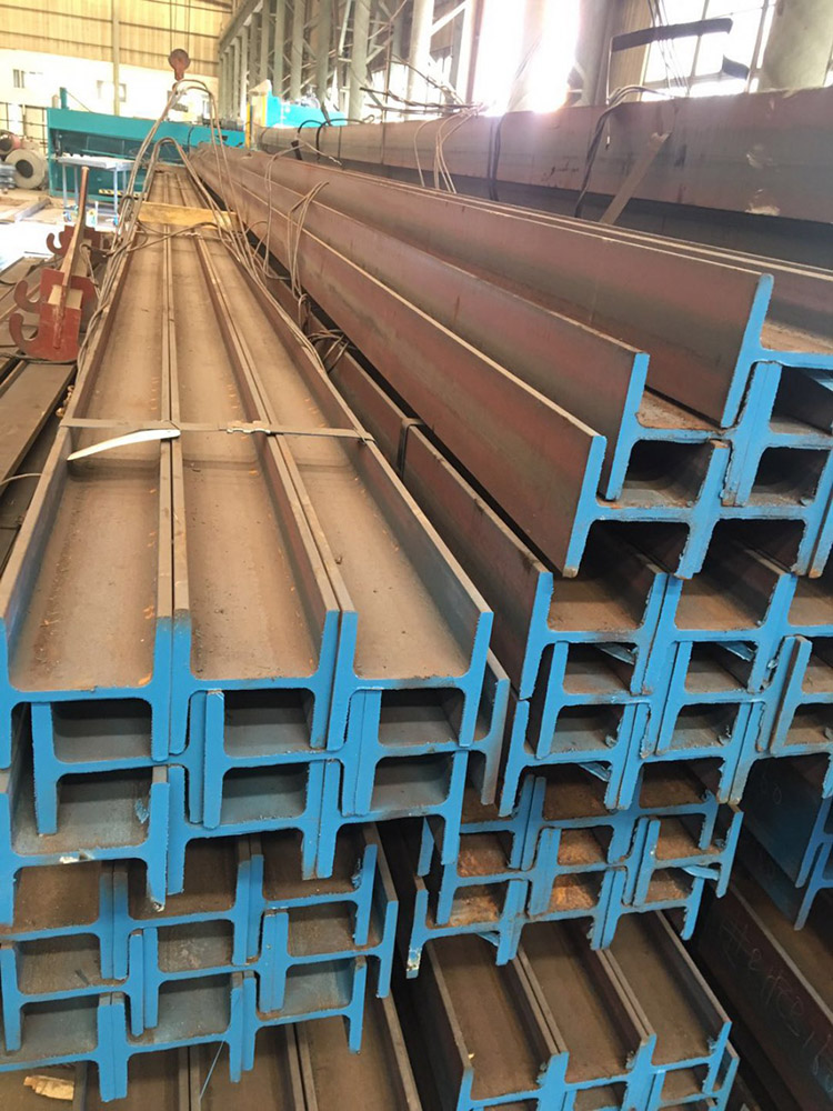 Steel H Shape Beams