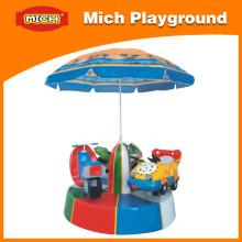 Novo Design Mini Parque de Diversões um Merry-Go-Round