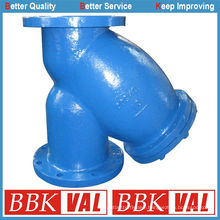 Y Strainer Wras Approval Y Strainer