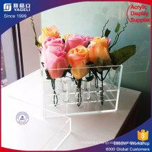 Wholesale Acrylic Waterproof Flower Storage Boxes