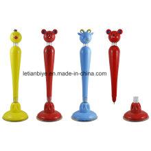 Pluma de escritorio Animal Look, bolígrafo de gel con punta de aguja (LT-C775)