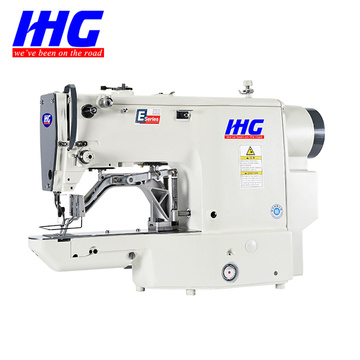 IH-430D Computer Direct Drive Lockstitch Bar Tacking Machine