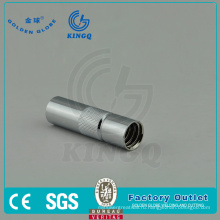 Сварочная горелка Panasonic 350 с возможностью горячей замены Kingq с контактным наконечником сопла