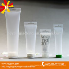 leak- tightness travel cosmetic packaging squeeze tubes