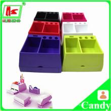 Экспресс красочные маленькие пластиковые контейнеры