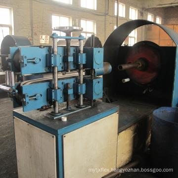 high-precision brake hose crimping machine
