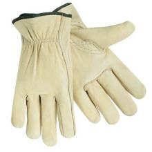 Cuirs de graines de vache résistant à la coupe en cuir ouvrant des gants pour les conducteurs