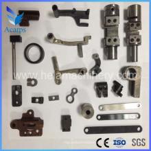Peças de máquinas de aço para máquinas de costura Componentes de metal
