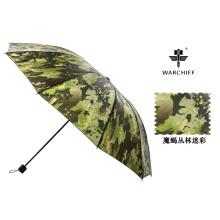 Le chef de guerre 25 pouces militaire imperméable coupe-vent pliage parapluie en Camo