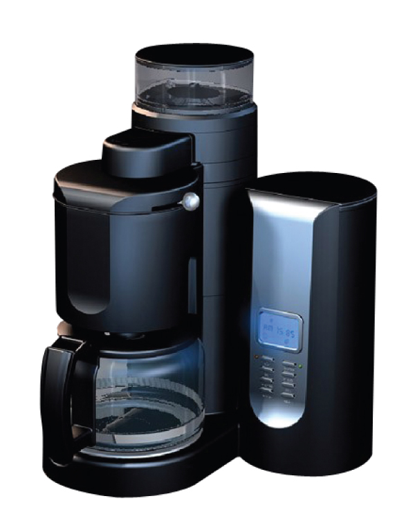 grinder coffee machine