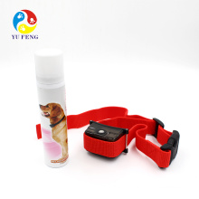 Spray anti bark collar, anti bark spray collar