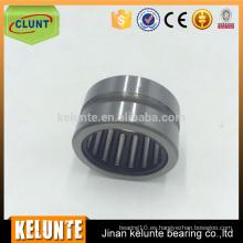 Cojinete de agujas de acero inoxidable IKO cojinete NK17 / 16