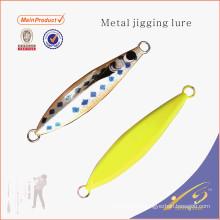 MJL042 100G nuevo señuelo de Jigging del señuelo de la pesca del metal de la ventaja al por mayor