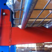Global Cantilever racking for rebar storage