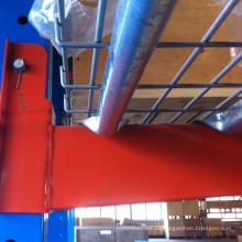 Глобальные консольные стеллажи для складирования арматуры