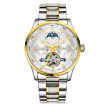 Relógio de aço inoxidável de moda de estilo novo automático Hl-Bg-104