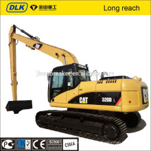 Длинняя рукоятка достигаемости заграждения для экскаватора Hyundai r220 комплект, длинняя рукоятка достигаемости