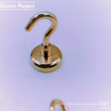 Stainless Steel Neodymium Magnetic Hooks