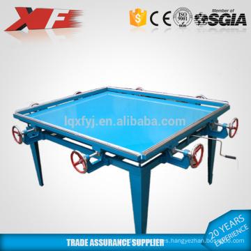 Manual silk screen stretching machine for sale