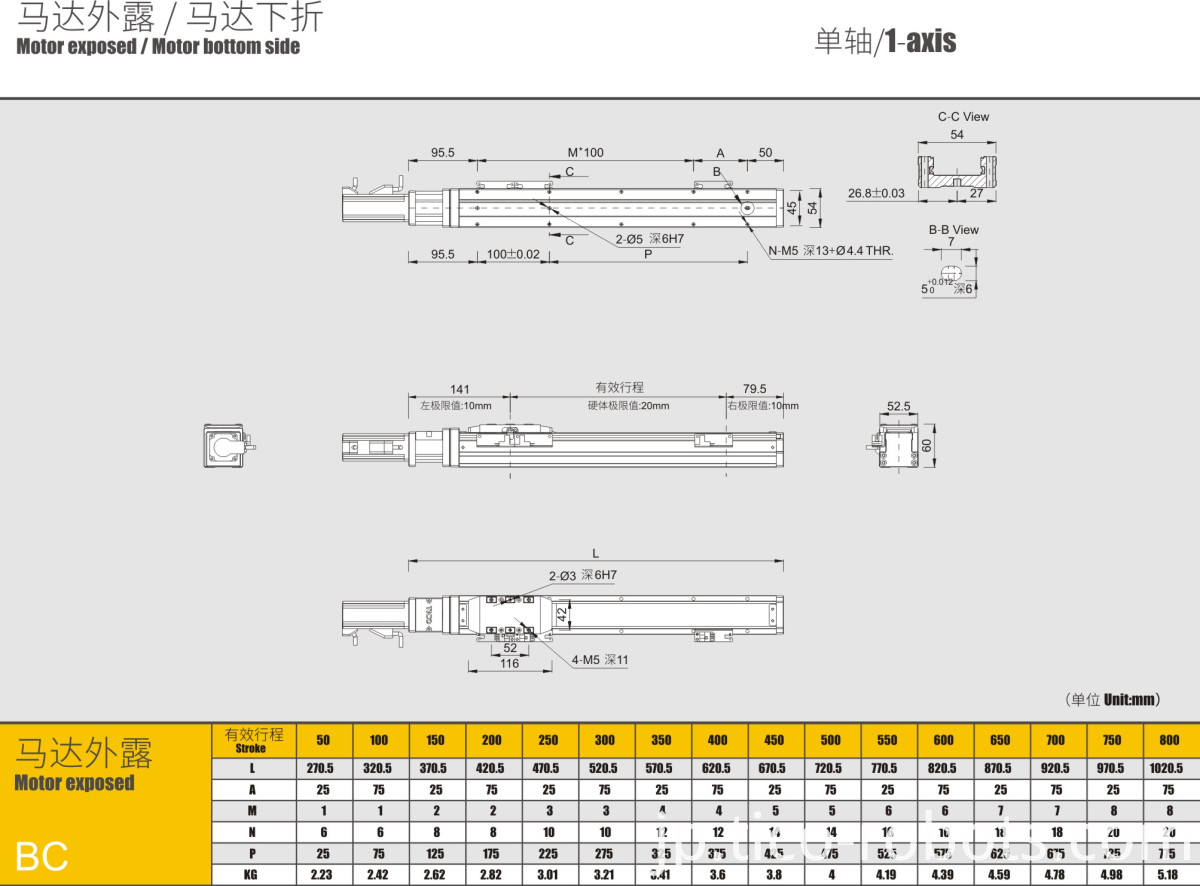 hiwin linear rail